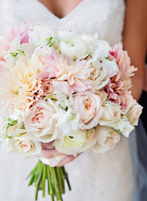 common wedding flowers large | Flowers Would You Like for Wedding Bouquet | Bridal Custom Wedding ...