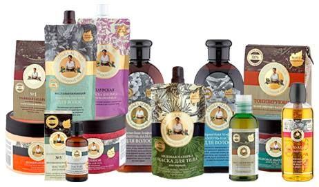 """Mamy świetną wiadomość dla wszystkich fanów naturalnej pielęgnacji oraz linii kosmetyków """"Receptury Babuszki Agafii"""" :) W naszym sklepie pojawiło się wiele nowości m.in. olejki pielęgnacyjne, maseczki do twarzy, masła do ciała, peelingi, kremy, emulsje do kąpieli oraz nowe produkty do pielęgnacji włosów :)"""