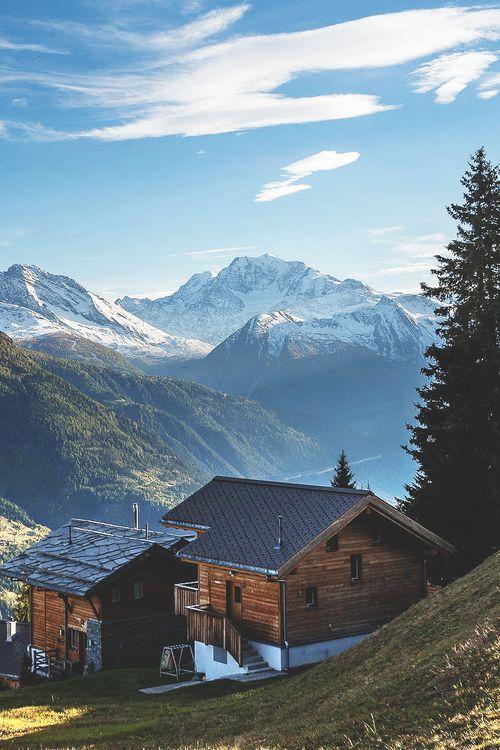 Snow Peaks, Tyrol, Austria