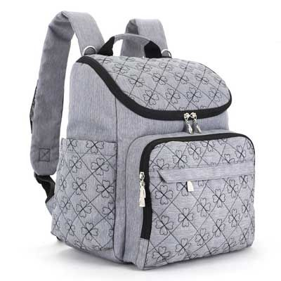 Top 10 Best Personalized Baby Diaper Bags In 2018 Reviews