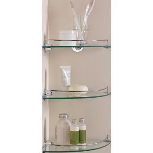 best 20 glass corner shelves ideas on pinterest glass. Black Bedroom Furniture Sets. Home Design Ideas