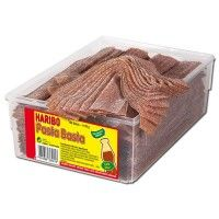 Haribo Pasta Basta Cola, Fruchtgummi sauer, 150 Stück