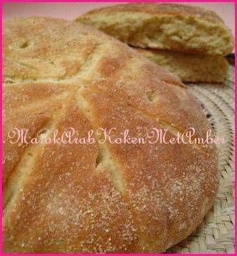 Marokkaans Griesmeelbrood (Smida) recept | Smulweb.nl