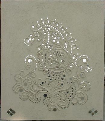 45 best mirror murals kutchi gujarati lippan kam 3d diy mirror acrylic wall stickers wall decals 4614011