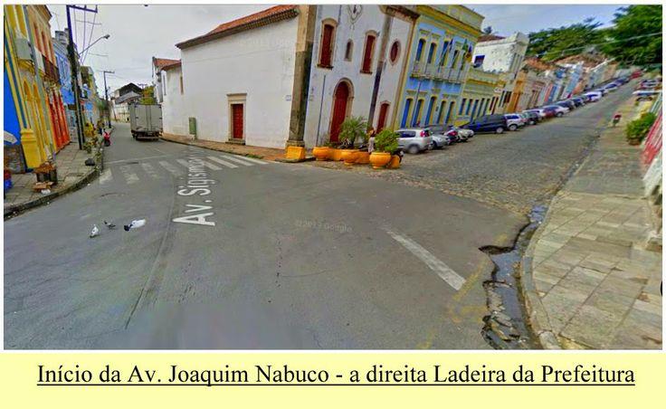 Av. Joaquim Nabuco - Varadouro - Olinda - Casas para carnaval: Carnaval de Olinda - AV. JOAQUIM NABUCO - Casas pa...