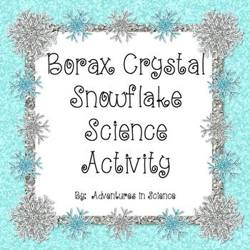 borax crystals snowflakes and crystals on pinterest. Black Bedroom Furniture Sets. Home Design Ideas