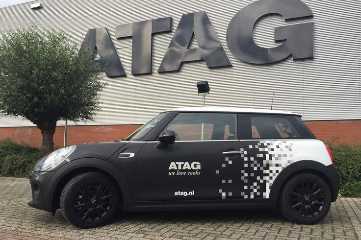Auto • Mini Cooper, ATAG