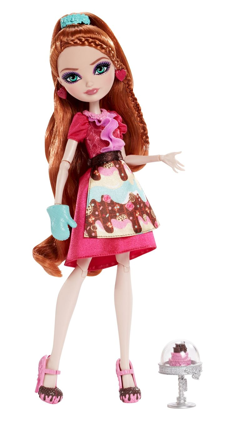 Ever After High® Sugar Coated™ Holly O'Hair™ Doll - Shop Ever After High Fashion Dolls, Playsets & Toys | Ever After High