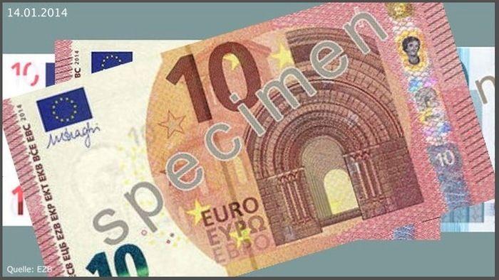 Das ist der neue 10-Euro-Schein - Report bei HOTELIER TV: http://www.hoteliertv.net/weitere-tv-reports/das-ist-der-neue-10-euro-schein/