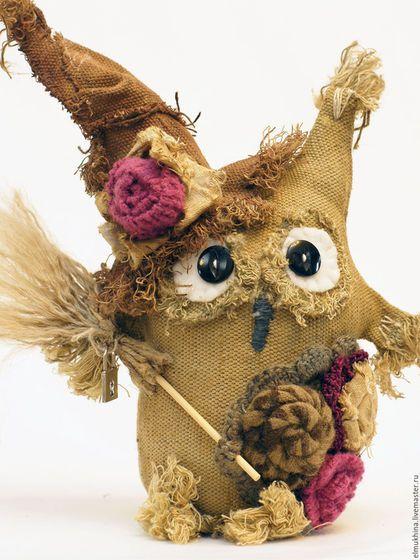 сова,интерьерная кукла.текстильная сова,оберег ручной работы.недорогой подарок.купить подарок.купить в москве.новогодний подарок.текстильная кукла.русский стиль.экостиль.рустикальный стиль.