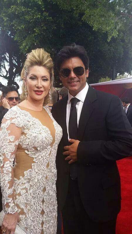 Felicia Mercado y Jorge Luis Pila