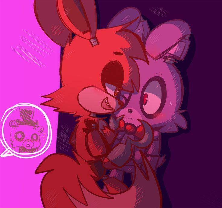 Bonnie X Foxy