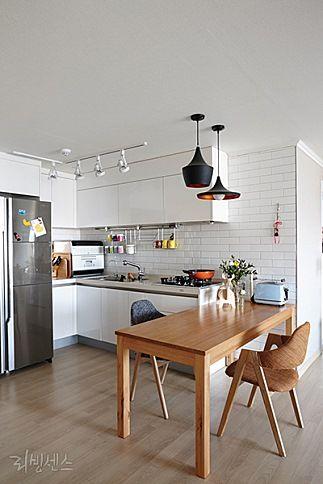 부부가 함께 만든 로망의 신혼집 개조기 : 네이버 매거진캐스트