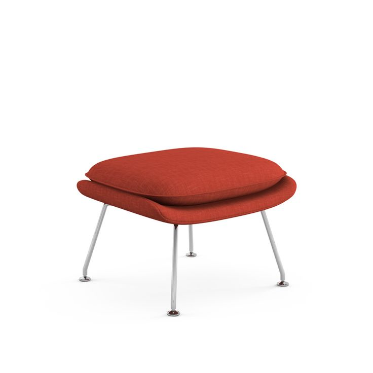 eero saarinen designed the womb chair at florence knollu0027s request the design provides a comforting sense of security hence the name