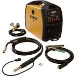 Klutch MIG 140SI Inverter-Powered Wire-Feed MIG Welder ... Mike
