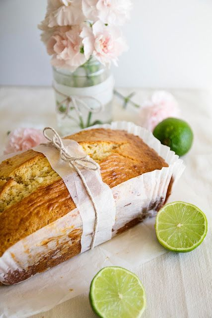 You may notice that this is the first loaf cake that I have done on this blog and there is a good reason for this: my sister is the...