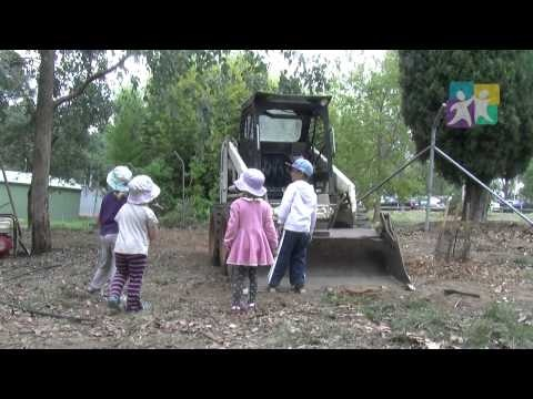 Segment 3: Lynley Rees and Eileen Webster  University Preschool and Child Care Centre, ANU