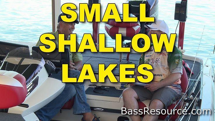 Fishing UK - How To Fish Small Shallow Lakes | Bass Fishing
