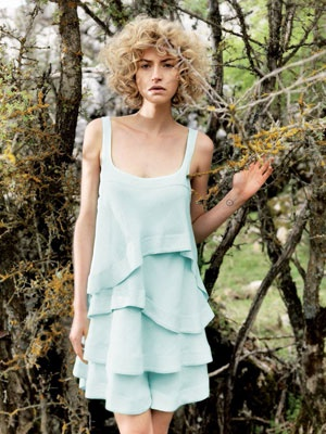 Ioanna Kourbela Spring / Summer 2014 collection titled 'Paliria'.