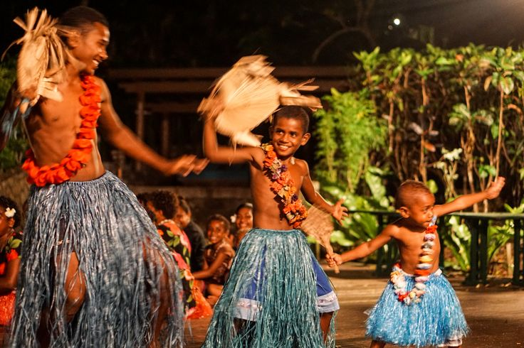 Fiji is an amazing place to travel with kids!