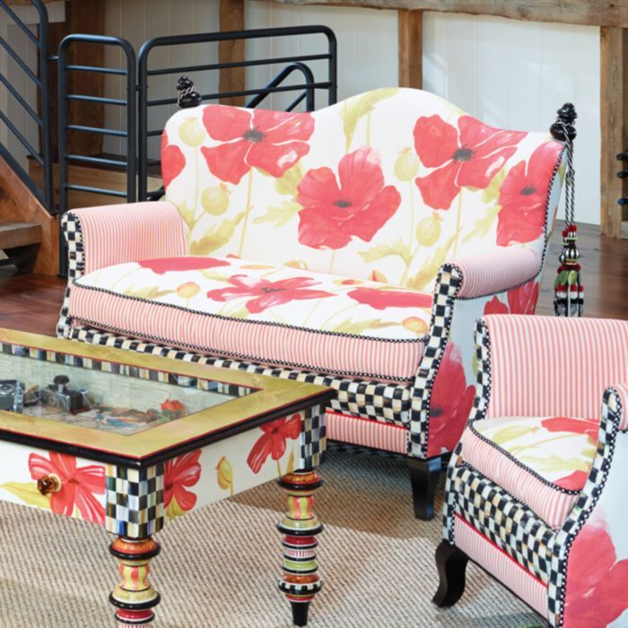 The Collection Furniture: 1272 Best Images About MacKenzie Childs On Pinterest