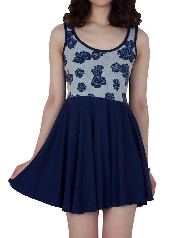 PorStyle Rose Print Flare Dresses $29.99 http://porstyle.com/  http://www.amazon.com/PorStyle-Women-Print-Flare-Dresses/dp/B00E53M0JC/ref=sr_1_24?s=apparel=UTF8=1375064626=1-24=porstyle
