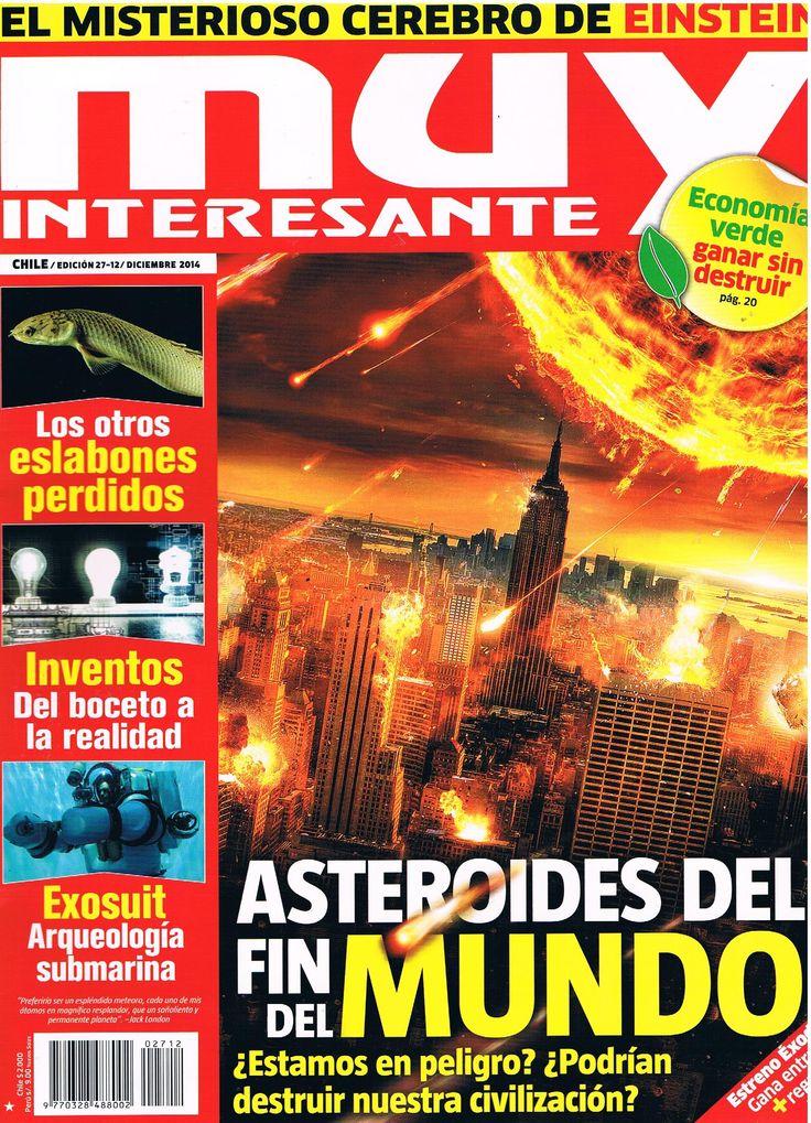 Muy Intersante, Diciembre 2014.