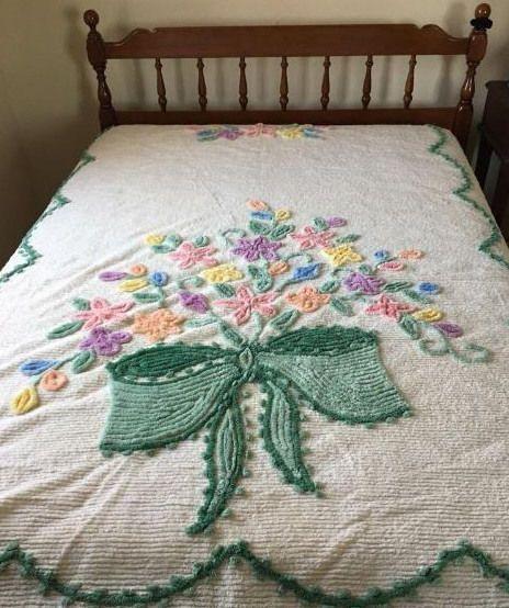 25 Best Ideas About Chenille Bedspread On Pinterest