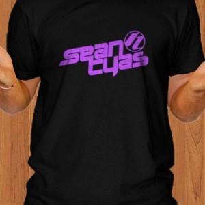 Sean Tyas Black Men T-Shirt