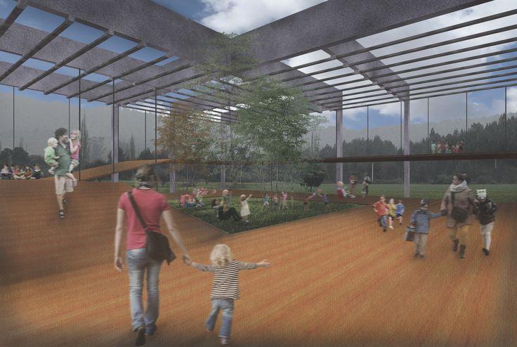 Echa un vistazo a mi proyecto @Behance: \u201cProyecto jardín infantil CAP\u201d https://www.behance.net/gallery/52509767/Proyecto-jardin-infantil-CAP