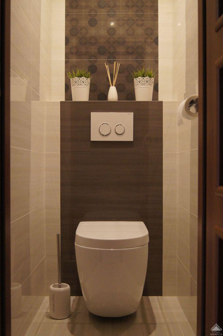 Nasza mała biało-szara łazienka w bloku