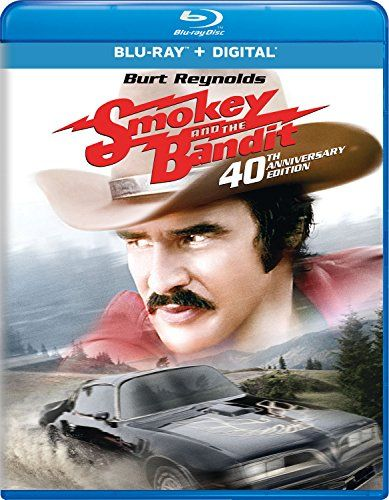 Smokey and the Bandit [Blu-ray] - Starring Burt Reynolds, Jackie Gleason, Sally Field and Jerry Reed, Smokey and the Bandit delivers outrageous laughs in one of the biggest box-office hits of all time. Bandit (Reynolds), a fun-loving, fast-talking trucker, takes on his craziest haul yet - delivering 400 cases of beer from Texarka...