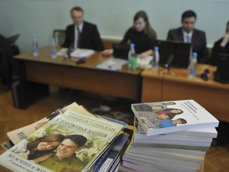 "Jehovah's Witnesses should be declared an extremist organisation, according to Russia's Ministry of Justice, which asked the country's Supreme Court to ""ban it and liquidate it"".  The legal filing is placed on the court's website, although no is date given for legal action."