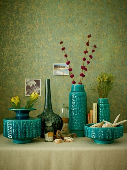 'Abode' Poole Pottery collection for John Lewis