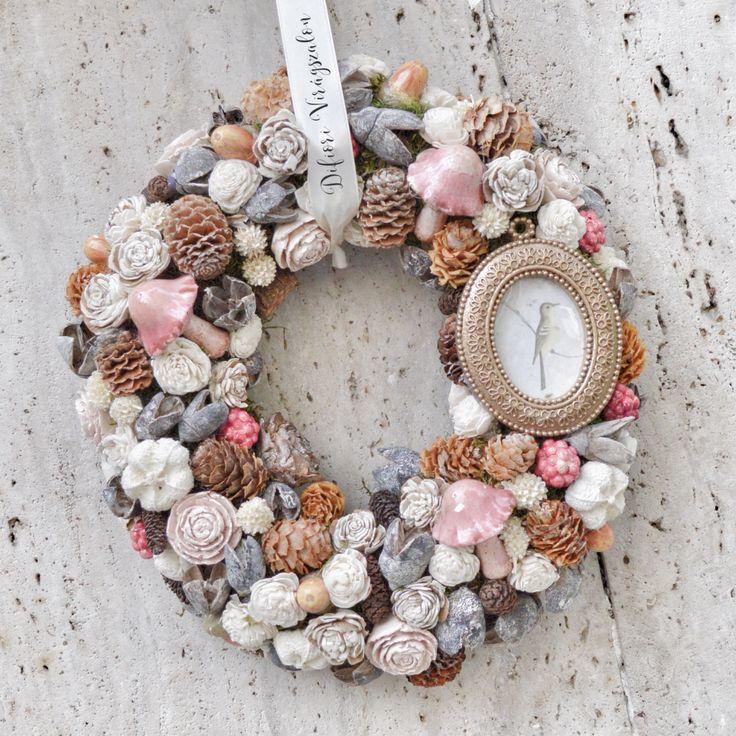 Őszi kopogtató / Autumn wreath