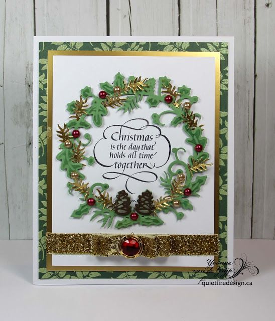 Quietfire Creations: Christmas is the day quote by Alexander Smith