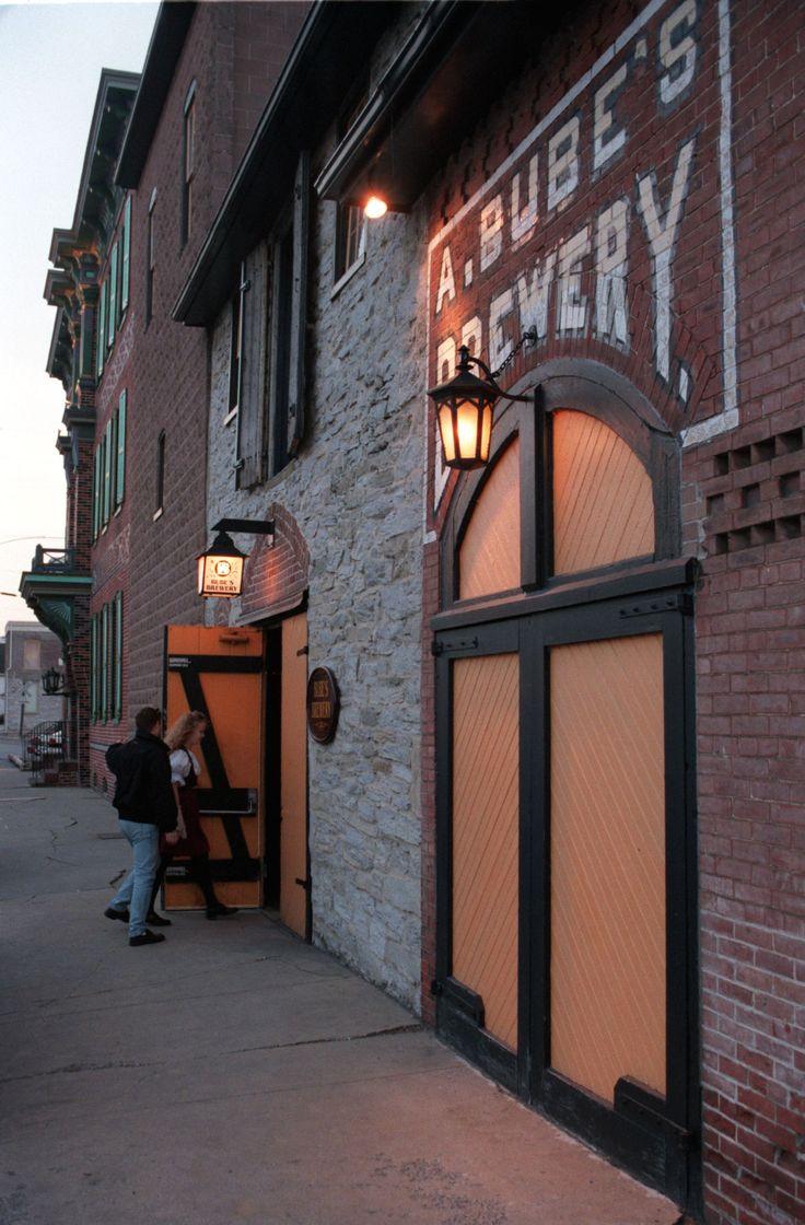 Lancaster Brewery Tour