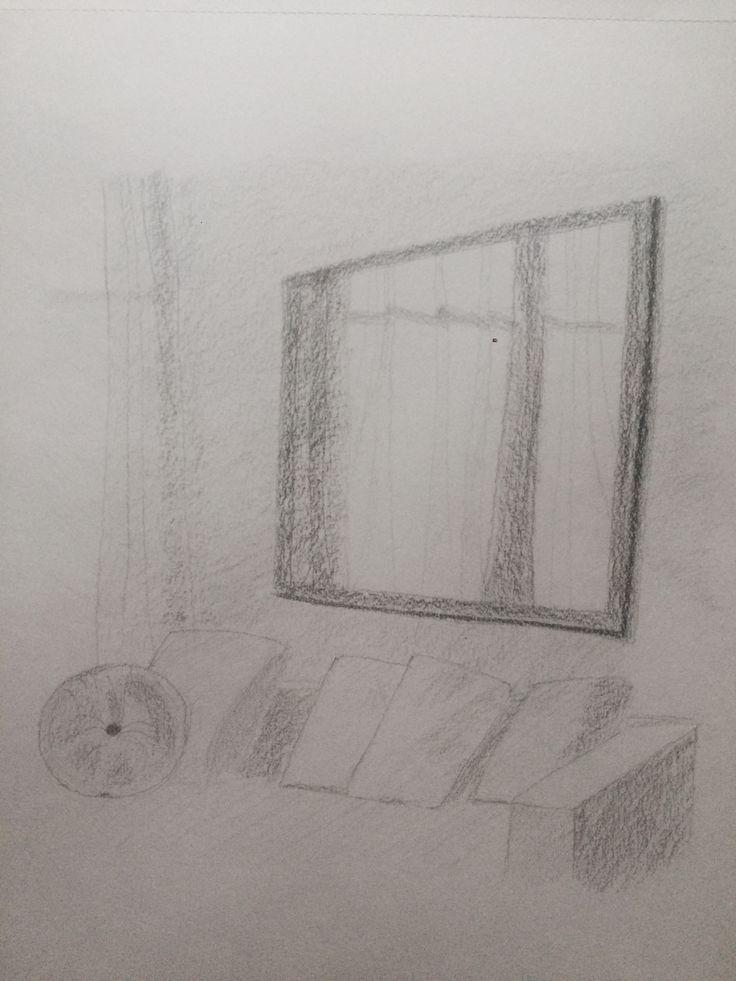 Отражение в интерьере.