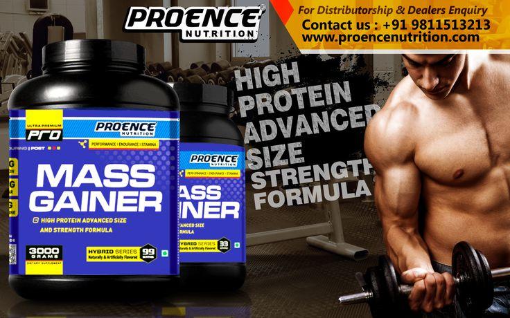 Get the Best Mass Gainer at proencenutrition.com