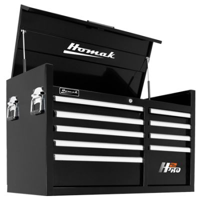 "Homak 41"" H2Pro Series 9 Drawer Tool Chest"