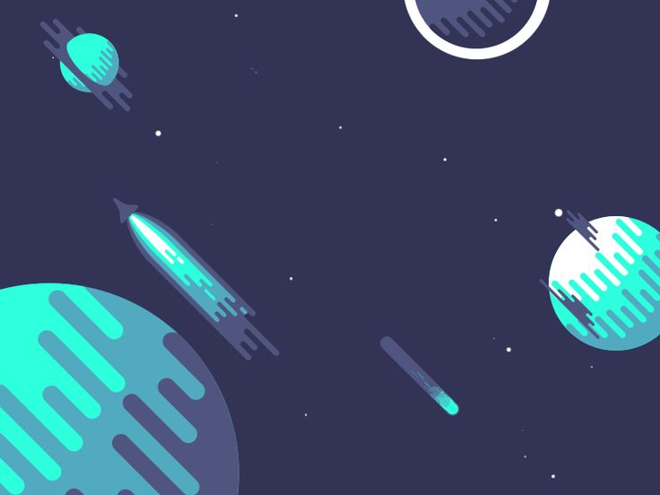 Recently got to do a collaboration with Nina Geometrieva.  Her designs on the Meteor wallpaper were incredible, and she graciously let me make them move around!  She did the color picking as well! ...