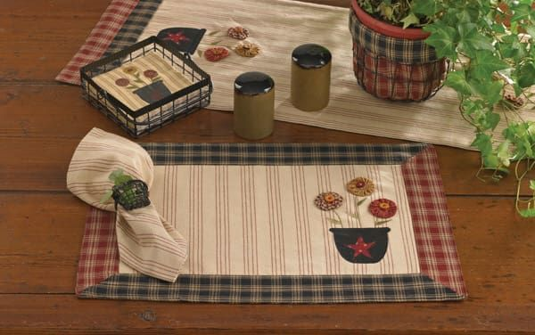 The Country Porch Features The Bowl Of Flowers Kitchen Decorating Theme From Park Designs Kitchen Decor Themes Kitchen Decor Park Designs
