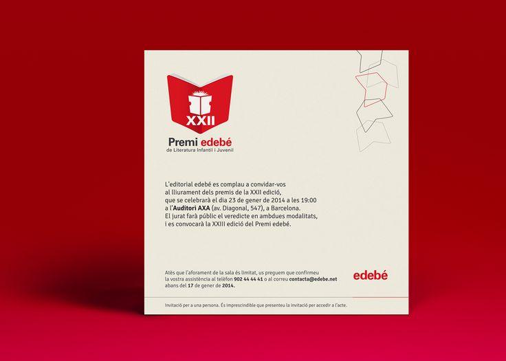 Isaac Rojo – XXII Premios edebé