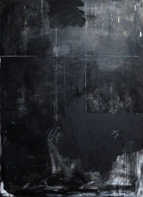 I know, it looks like a dirty chalkboard but I LOVE it.