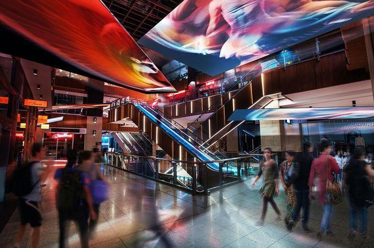 Vivid Sydney The Galeries