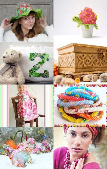What a Wonderful World... by Przemila K on Etsy--Pinned with TreasuryPin.com
