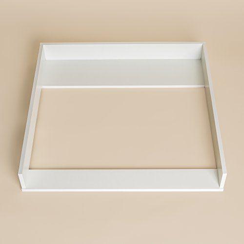 Perfect Wickelaufsatz Wickeltischaufsatz f r IKEA Malm Brusali Mandal Kommode NEU