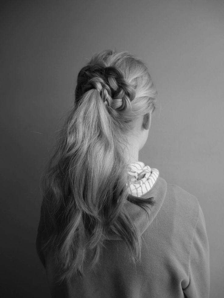 My hair tho