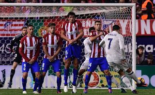 Noticias de Deportes : DERBI MADRILEÑO   ATLÉTICO, 0 - REAL MADRID, 3El R...