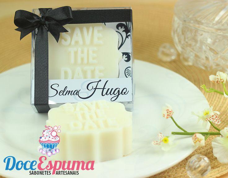 Sabonete Save The Date